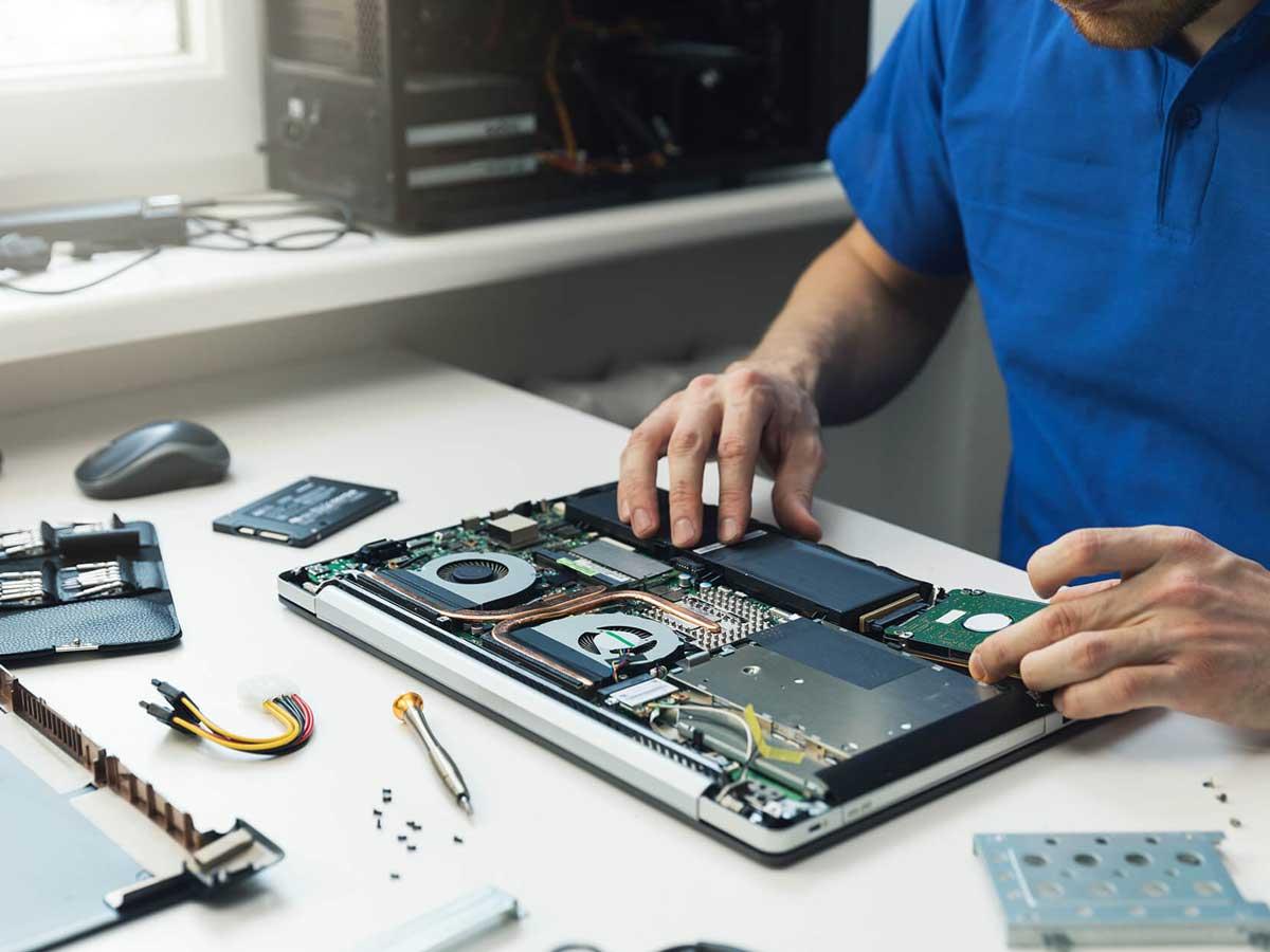 Computer Repairs Ipswich